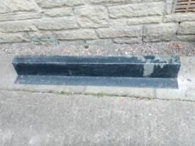 Steel lintel used