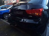 Audi a1 damaged 2015
