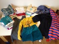 Large variety of designer kids clothes age 4-5 years