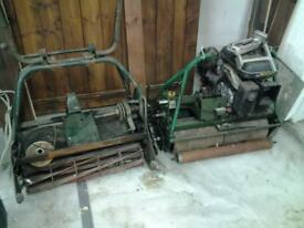old webb mowers and seat