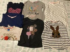 Girls clothes bundle of clothes