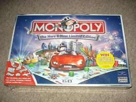 monopoly the here and now