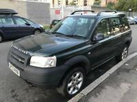 Land Rover Freelander TD4 2.0 Diesel Manual 2003