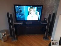 Home cienma surround sound system. 1000 watts out put.