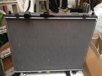 Mitsubishi Showgun 2.8 New radiator