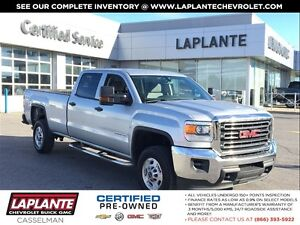 2015 GMC SIERRA 2500HD Low Mileage + Backup Camera + Bluetooth