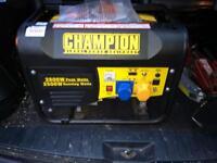 Generator like new please look