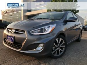 2017 Hyundai Accent GLS | 1.6L | ALLOYS | ROOF | NO ACCIDENT