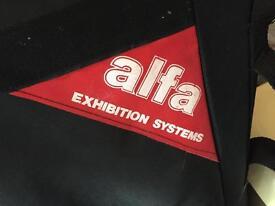 Portable Display/Exhibition System (alfa)