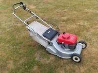 HONDA 21 inch,Rear Roller, Petrol Mower,Just Serviced !