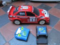 MITSUBISHI EVOLUTION REMOTE CONTROL CAR