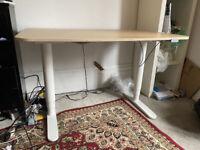 Standing Desk (Electric from IKEA, model: Bekant 160x80cm)