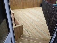 Offering Quality Fencing, Decking and all aspects of Joinery Supplied & Fitted