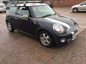 MINI COOPER 2007 07 PLATE 1.6 D DIESEL 1 OWNER FROM NEW SERVICE HISTORY