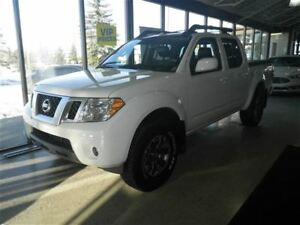 2017 Nissan Frontier PRO-4X   NAV   Leather   Back UP Camera