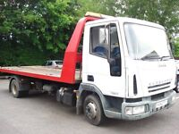 IVECO CARGO 2006 RECOVERY TILT AND SLIDE