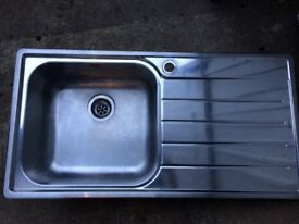 lamona sink, used for 1 year, good condition
