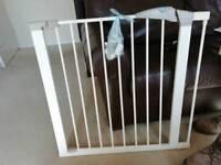Lindam stair child safety gate inc extension piece