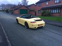 Porsche 911 3.4 996 Carrera 4 AWD 2dr - Prior Design