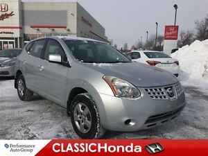 2008 Nissan Rogue S | FWD | AIR CONDITIONING | AUXILIARY INPUT |