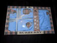 BURBERRY BABY SET