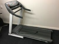 Tunturi motorised folding treadmill J4F