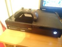 Xbox One 500gb (3 Games)