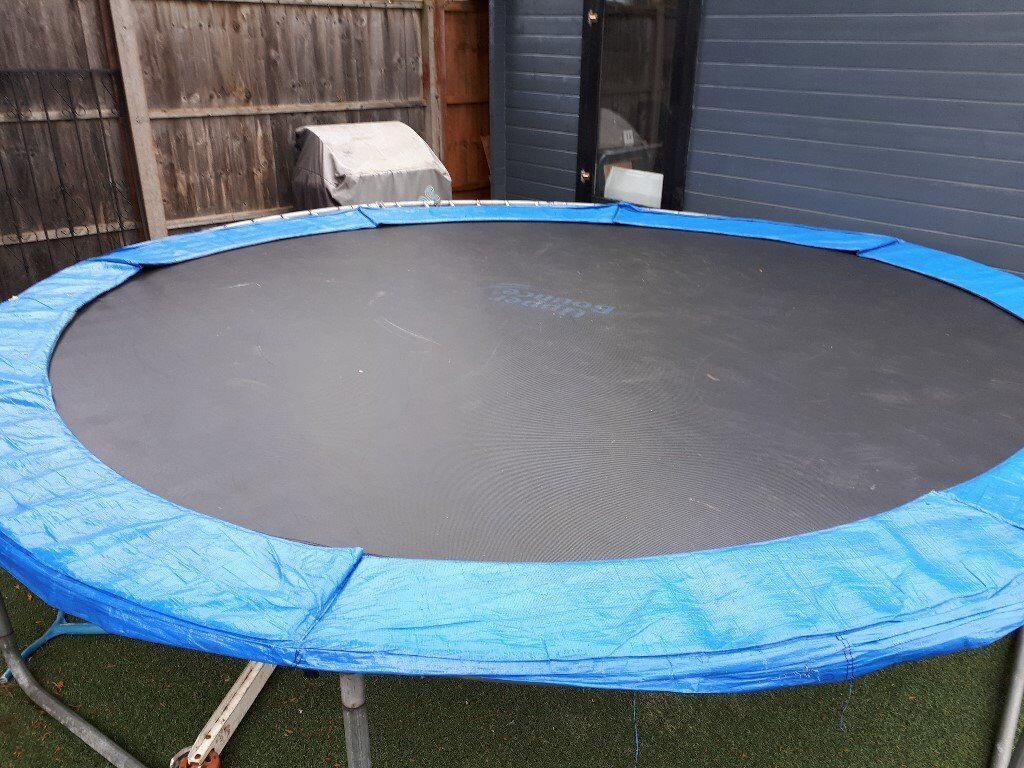 12FT Trampoline FREE Colection