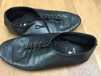 Girls Starlite dance shoes size 4