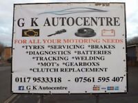 CAR & VAN REPAIRS, SERVICING, BRAKES WELDING, RECOVERY, GEARBOXES, M.O.T'S, CLUTCHES TYRES, MECHANIC