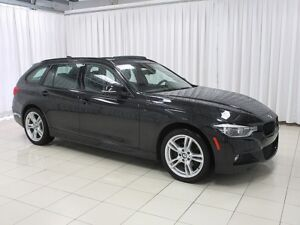 2018 BMW 3 Series BEAUTIFUL!! 330i x-DRIVE TOURING WAGON M SPORT