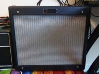 Fender Hot Rod Blues Junior III . New JJ Electronic tubes, high quality handle as a bonus