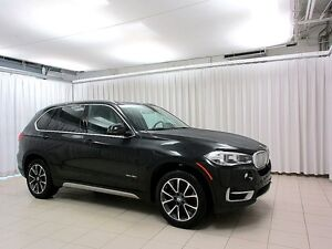 2016 BMW X5 TEST DRIVE TODAY!!! FULLY LOADED 35i x-DRIVE SUV w