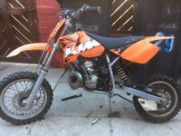 Ktm sx 50cc 2003