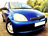 YARIS IN AMAZING CONDITION WITH VERY LOW MILEAGE AND FULL SERVICE HISTORY.