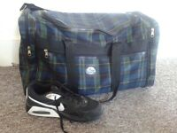 Travel Holdall - Kelly's.