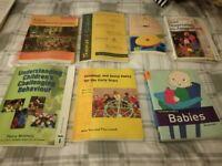 Childcare studies book bundle