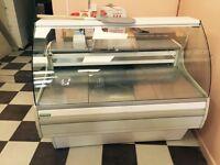 Display fridge/ over counter / deli bar/ meat display