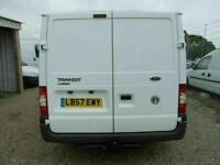 Factory made ford towbar with electrics for ford transit