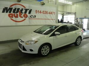 2014 Ford Focus SE 2014, 4 PORTES, AUTOMATIQUE,BLUETOOTH