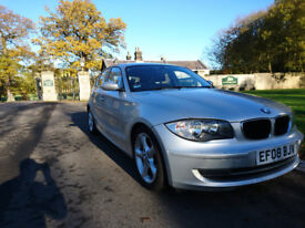swap for 3/5 series - bmw 120d FDSH VGC