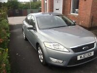 LATE 2007 FORD MONEDO ZETEC TDCI 6 SPEED 140 NEWER SHAPE MODEL !!!