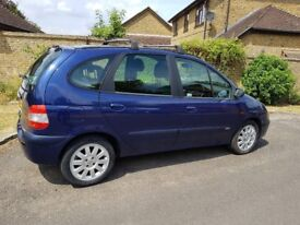 Great runner-lovely drive. New cam belt and rear shocks. Just 98,000 miles. Ideal for tradesman.