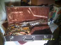 "IF YOU WANT A CHEAP "" YAMAHA "" ALTO SAXOPHONE ,THAT IS IN V.G.C.? TRY THIS VITO= YAS23"