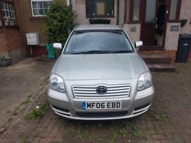 2006 Toyota Avensis 1.8 VVT-i Colour Collection