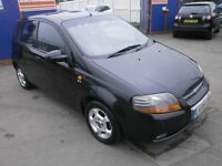 2005 CHEVROLET KALOS 1.4 AUTOMATIC 5DOOR, HATCHBACK SERVICE HISTORY, HPI CLEAR DRIVES VERY NICE