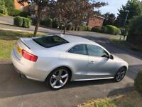 Audi A5 coupe 1.8T S-Line