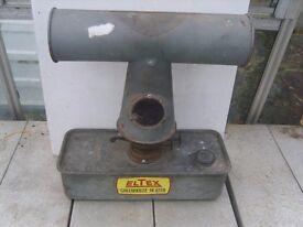 Vintage Eltex Paraffin Greenhouse Heater