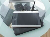 Used, Wacom Intuos Pro Medium Special Edition for sale  Canning Town, London
