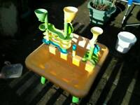 Childrens outdoor play table
